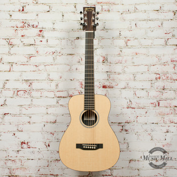 Martin LXML Little Martin Acoustic Guitar Left-Handed Natural x7790