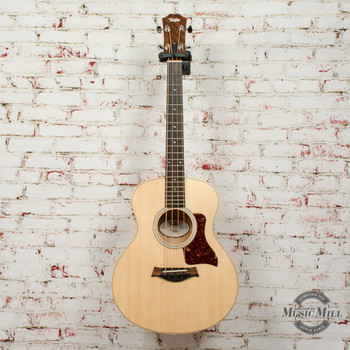 Taylor GS Mini-E Maple Acoustic/Electric Bass Natural x0320