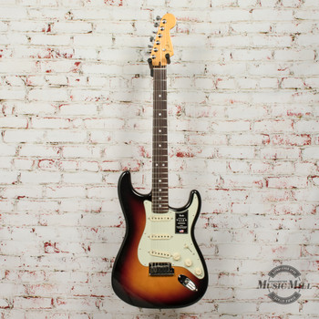Fender American Ultra Stratocaster Electric Guitar  Ultraburst x2135