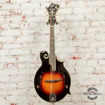 The Loar LM-600-VS F-Style Mandolin, Sunburst x0715 (USED)