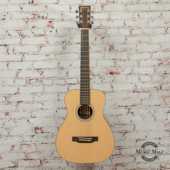 Martin LXML Little Martin Acoustic Guitar Left-Handed Natural x7806