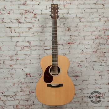 Martin 000X1AE Acoustic/Electric Guitar Left-Handed Natural x8786