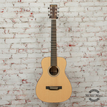 Martin LXML Little Martin Acoustic Guitar Left-Handed Natural x7792