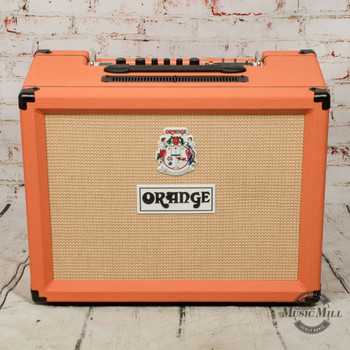 Oranger Rocker 32 2x10 Guitar Combo Amp w/ Cover and Footswitch (USED) x1116