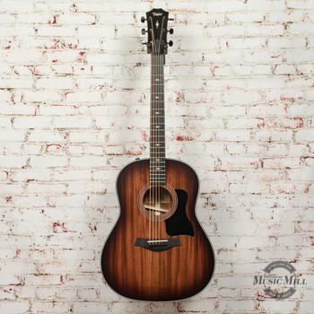 Taylor 327e Acoustic/Electric Guitar Shaded Edgeburst x0061