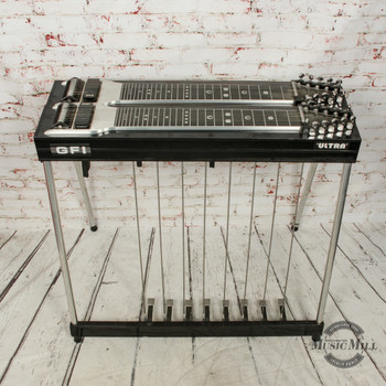 GFI Ultra Double 10 Pedal Steel (USED) x1373