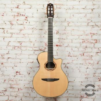 Yamaha NTX1200R Classical Acoustic/Electric Guitar Natural B-Stock x0625