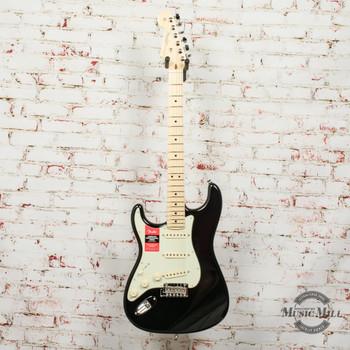 Fender American Professional Stratocaster Left-Handed Black x6785