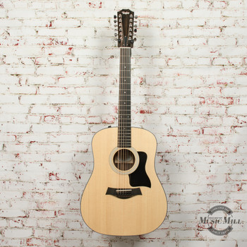 Taylor 150e Prototype Acoustic Electric Guitar Walnut/Sitka Natural x9060