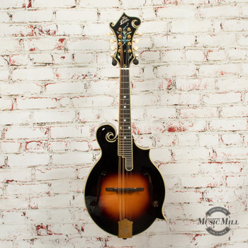 Loar LM700VSB  F-Style Mandolin Vintage Sunburst (USED) x0030