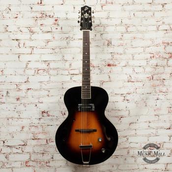 Loar LH-309-VS Archtop Guitar Vintage Sunburst (USED) x1349
