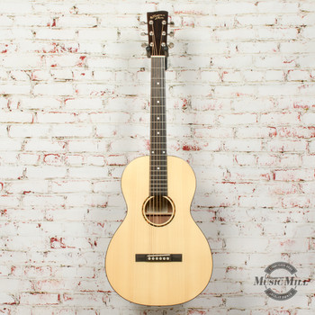 Recording King G6 Size 0 Acoustic Guitar Natural (USED) x2861