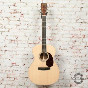 Martin 00016E Granadillo Acoustic/Electric Guitar Natural x7243