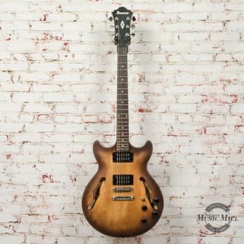 Ibanez Artcore AM73B Hollowbody Electric Guitar Tobacco Burst (USED) x0515