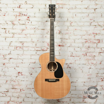 2015 Martin GPC Aura GT Acoustic Electric Guitar Natural x9822 (USED)
