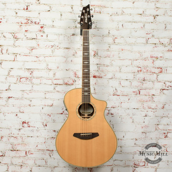 Breedlove Stage Concert CE Sitka-Rosewood Acoustic/Electric Guitar (USED) x8200
