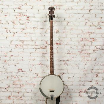 Vintage 1970's Vega Pete Seeger Long Neck Banjo (USED) x3764