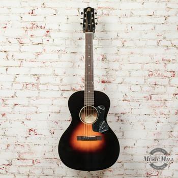Loar Flat Top L-00 Body Acoustic Guitar Vintage Sunburst (USED) x1274