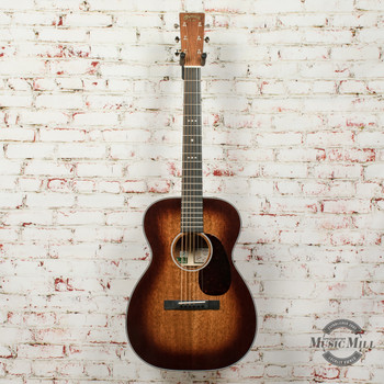 Martin 00-DB Jeff Tweedy Acoustic Guitar Mahogany Burst  x7993