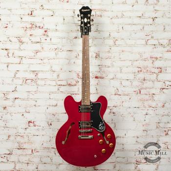 Epiphone Dot Cherry Semi-hollow Electric Guitar x5256