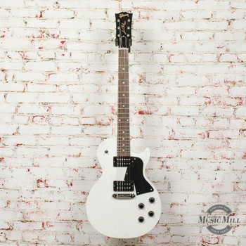 Gibson Les Paul Special Tribute Humbucker - Worn White x0159