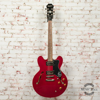 Epiphone Dot Cherry Semi-hollow Electric Guitar x6426