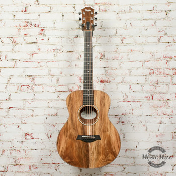 Taylor GS Mini-E Koa Acoustic Electric Guitar, Left-handed x0008