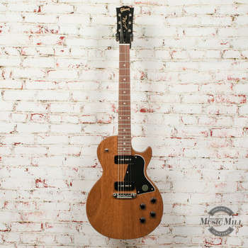 Gibson Les Paul Special Tribute P-90 Electric Guitar Natural Walnut x0079