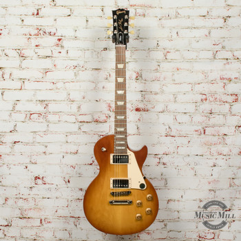 Gibson Les Paul Tribute Satin Electric Guitar Iced Tea x0099