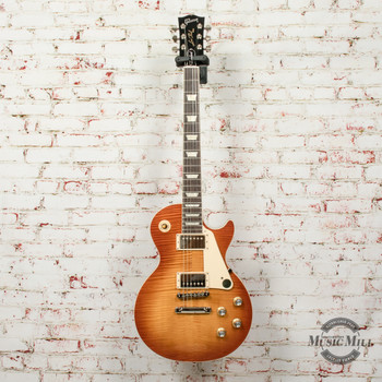 Gibson Les Paul Standard 60s Figured Top Unburst Electric Guitar x0077