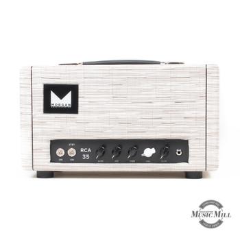 Morgan RCA 35 Guitar Head Chilewich HEAD ONLY (USED) x0813