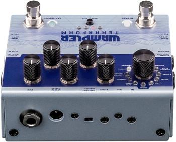 Wampler Terraform Multi-Modulation Guitar Effects Pedal