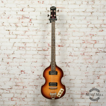 Epiphone Viola Bass Vintage Sunburst x2050