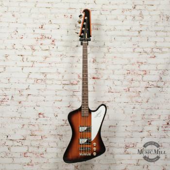 Epiphone Thunderbird Vintage Pro Electric Bass Tobacco Sunburst x0149