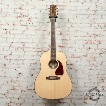 Gibson G-45 Standard Walnut Acoustic-Electric Guitar Antique Natural x0055