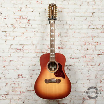 Gibson Songwriter Rosewood 12-String Acoustic/Electric Guitar Rosewood Burst x9025