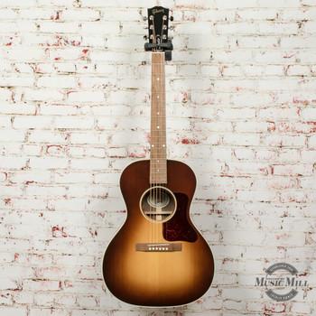 Gibson L-00 Studio Walnut Acoustic/Electric Guitar Walnut Burst x0078