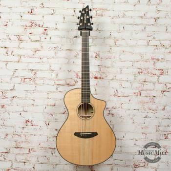 Breedlove Oregon Concert CE Acoustic/Electric Guitar All Myrtlewood x4959