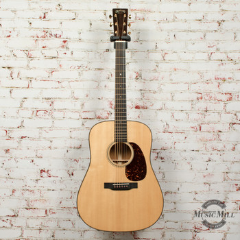 Martin D-18 Modern Deluxe Acoustic/Electric Guitar Natural x7323