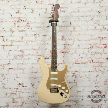 Fender 2019 Limited Edition American Professional Stratocaster, Solid Rosewood Neck Electric Guitar Desert Sand x1814