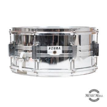 "Tama Rockstar DX 14""x6.5"" Snare Drum (USED) x1992"