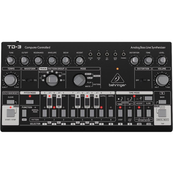 Behringer Analog Bass Line Synthesizer