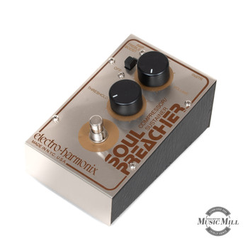 Vintage 70's Electro-Harmonix Soul Preacher Compression-Sustainer Pedal (USED) x7844