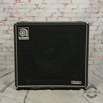 Ampeg SVT15E 1x15 Bass Cabinet (USED) x0037