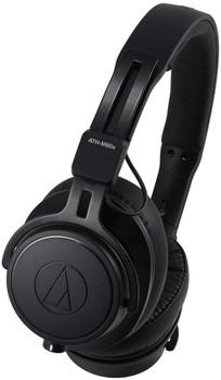 Audio-Technica ATH-M60X On-Ear Closed-Back Dynamic Professional Studio Monitor Headphones