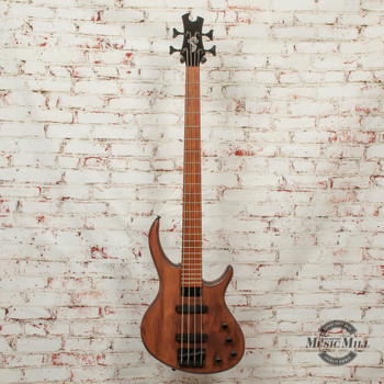 Tobias Toby Deluxe-IV Electric Bass Guitar Walnut x3170