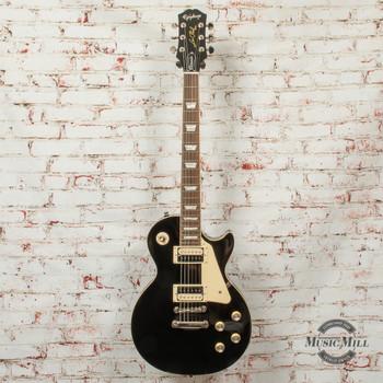 Epiphone Les Paul Classic Electric Guitar Ebony x2669