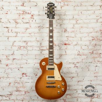 Epiphone Les Paul Classic Electric Guitar Honey Burst x0845