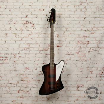 Epiphone Thunderbird IV Bass Guitar Reverse Headstock Vintage Sunburst x6876