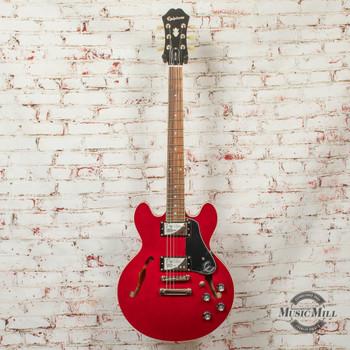 Epiphone ES-339 Pro Semi-Hollowbody Electric Guitar Cherry (USED) x0109
